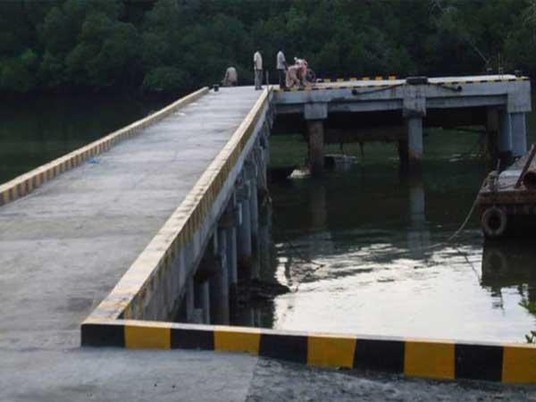 CGEWCC, Andaman Lakshadweep Harbour Works